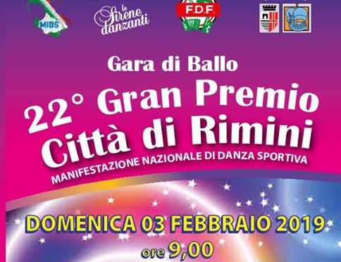 22 GRAN PREMIO CITTA' DI RIMINI