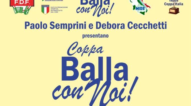 COPPA BALLA CON NOI 2019