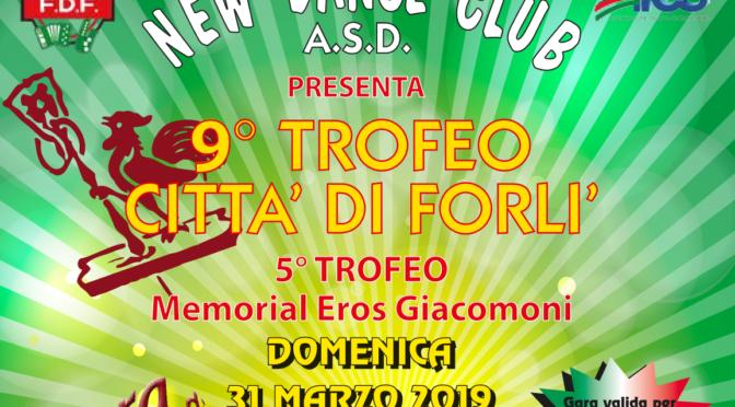 9 TROFEO CITTA' DI FORLI'
