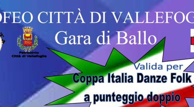 TROFEO CITTA' DI VALLEFOGLIA